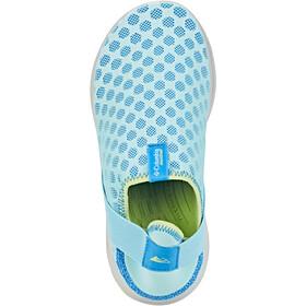 Columbia Molokini Slip Chaussures Femme, coastal blue/jade lime